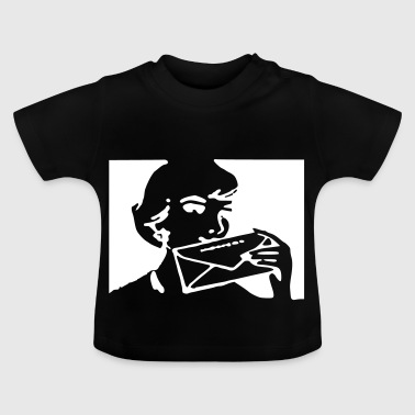 letter - Baby T-Shirt
