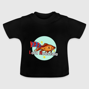 Lord Redscale aka Goldfish - Baby T-Shirt