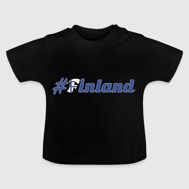#Finland - Baby T-shirt