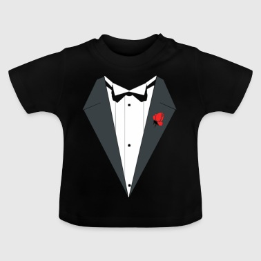 Cheap suit for the special occasion - Baby T-Shirt