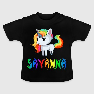 Unicorn Savanna - Baby T-Shirt