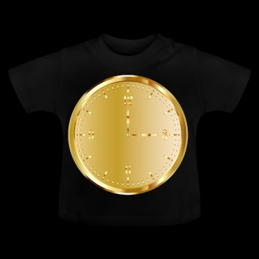 Gold Watch - Baby T-Shirt