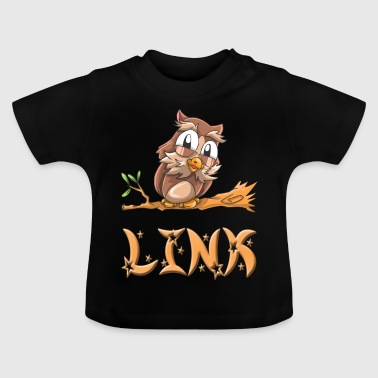 Eule Link - Baby T-Shirt