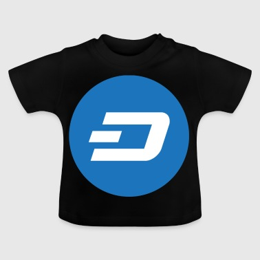 Dash Coin Logo - Baby-T-shirt