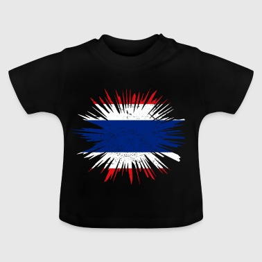 Gave Splatter Country Roots Thailand - Baby T-shirt