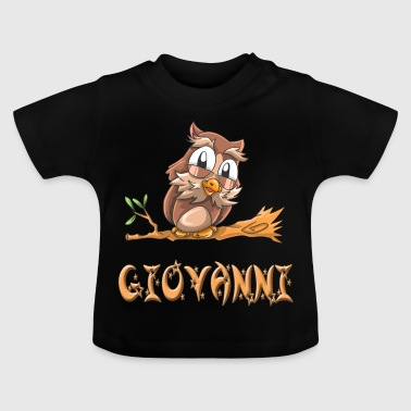 Eule Giovanni - Baby T-Shirt