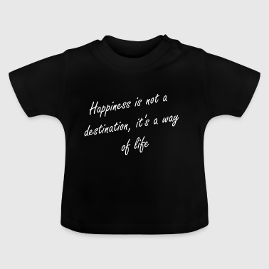 happiness - Baby T-Shirt