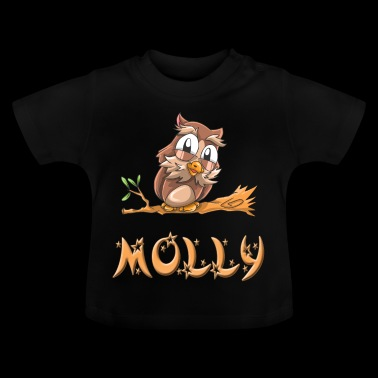 Eule Molly - Baby T-Shirt