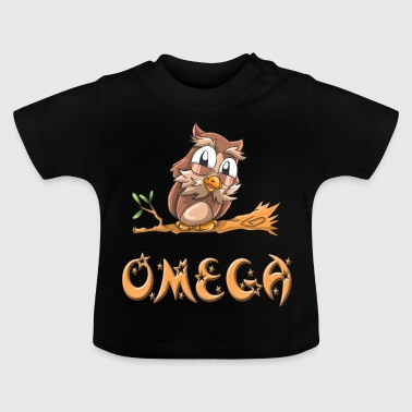 Eule Omega - Baby T-Shirt