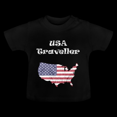 US Traveler - Baby T-shirt