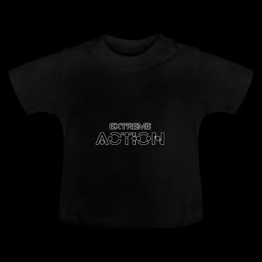 EXTREME ACTION - Camiseta bebé