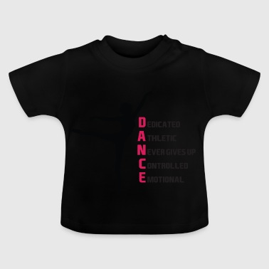 Tanzen Motivation - Baby T-Shirt
