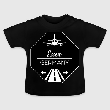 Eating Germany - Baby T-Shirt