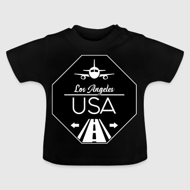 Los Angeles - T-shirt Bébé
