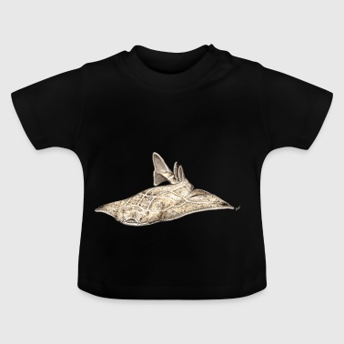 Angelote - Angel shark - Shark - Requin ange - Baby T-shirt