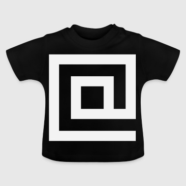 Bei Squared - Baby T-Shirt