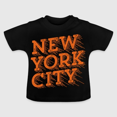 New York City Géniale - Baby T-shirt