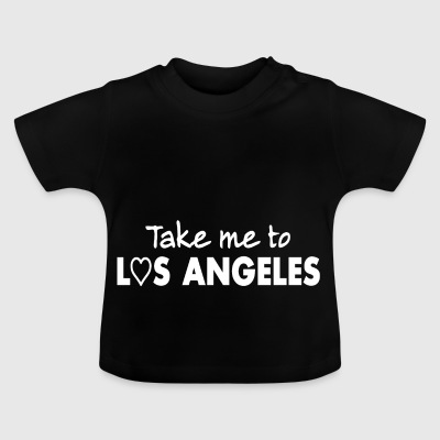 LOS ANGELES - USA - Côte Ouest - Californie - T-shirt Bébé