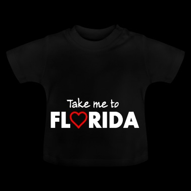 FLORIDA - USA - Baby T-Shirt