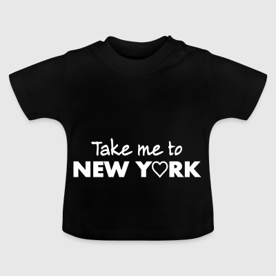 NEW YORK - Etats-Unis - T-shirt Bébé