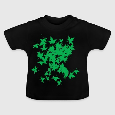 LEAF GREEN TREE - Baby T-Shirt
