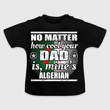 no matter cool dad father poison Algeria png - Baby T-Shirt