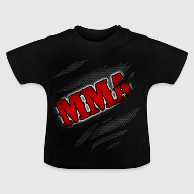 MMA in mir - Baby T-Shirt