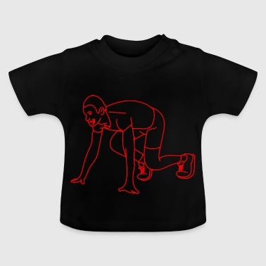 Läufer - Baby T-Shirt