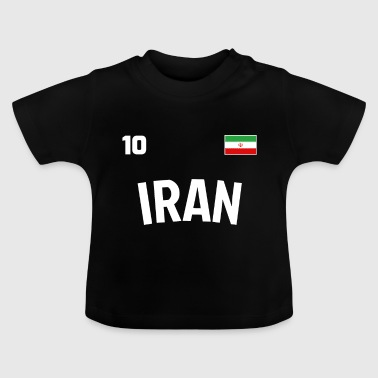 Iran 2018 Soccer National Team Fan Ball Gift - Baby T-Shirt