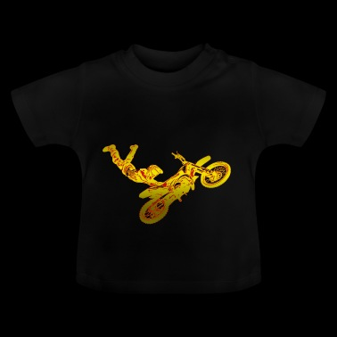 Motocross Dirt Jump - Baby T-shirt