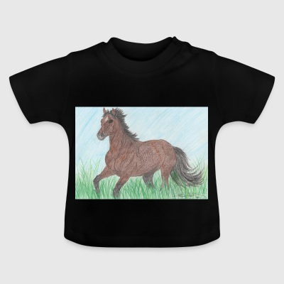 paard - Baby T-shirt
