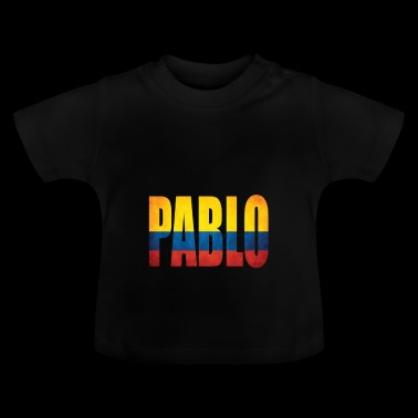 PABLO Colombia - Baby T-shirt