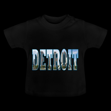 detroit USA - Baby T-Shirt