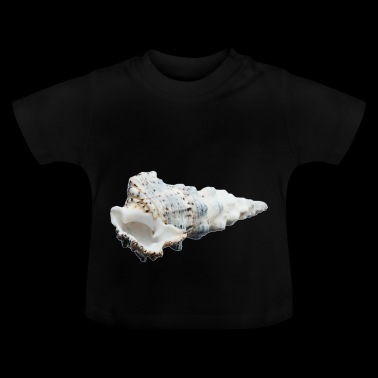 A shell that reminds of the holiday - Baby T-Shirt
