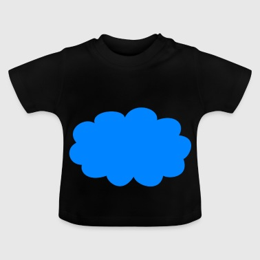 rainbow sun clouds weather rainbow sun cloud28 - Baby T-Shirt