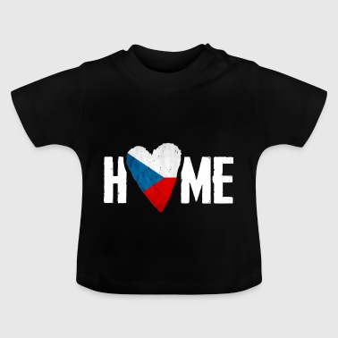 HOME CZECH REPUBLIC HEIMAT Czech Republic - Baby T-Shirt