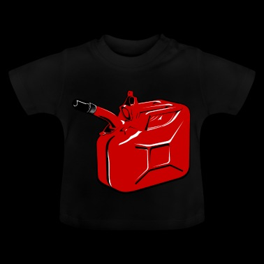 Gas Can - Baby T-shirt