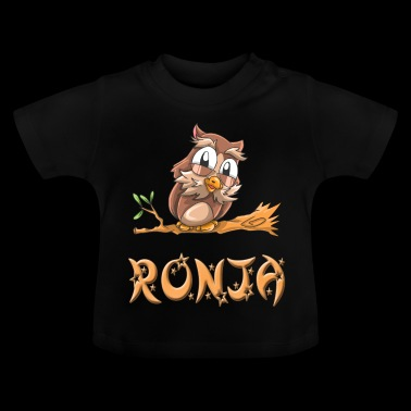Eule Ronja - Baby T-Shirt