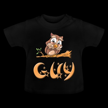 Owl guy - Baby T-Shirt