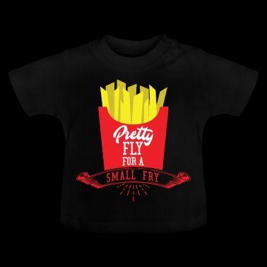 Français Pretty Fly - T-shirt Bébé