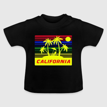 Californie / Californie - T-shirt Bébé