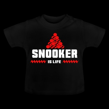 snooker - Baby T-Shirt