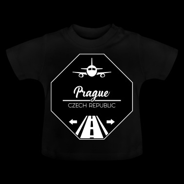 Prague, Czech Republic - Baby T-Shirt