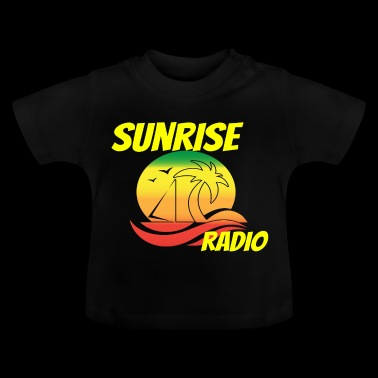 Sunrise Radio - Baby T-Shirt