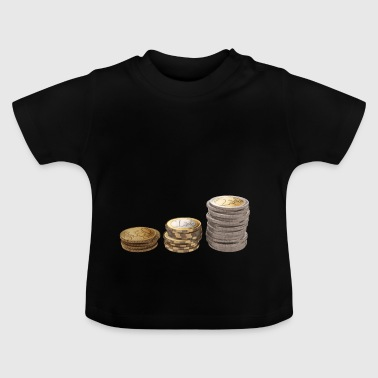 Euro pieces - Baby T-Shirt