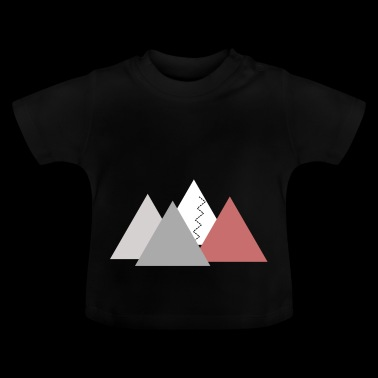 Mountains; mountains - Baby T-Shirt