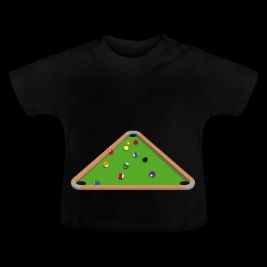 Bermuda Pool Table - T-shirt Bébé