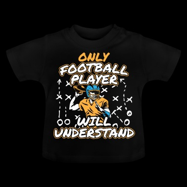 FOOTBALL PLAYER - Baby T-Shirt