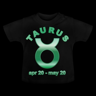 Taurus Horoscope - Baby T-Shirt