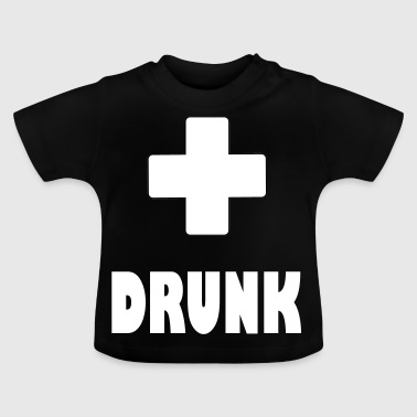 drunk plus - Baby T-Shirt